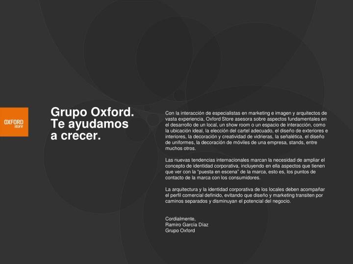 Grupo oxford te ayudamos a crecer1