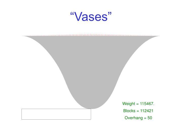 """""""Vases"""""""