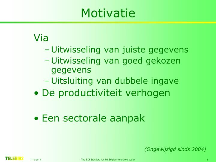 Motivatie