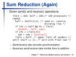 sum reduction again1