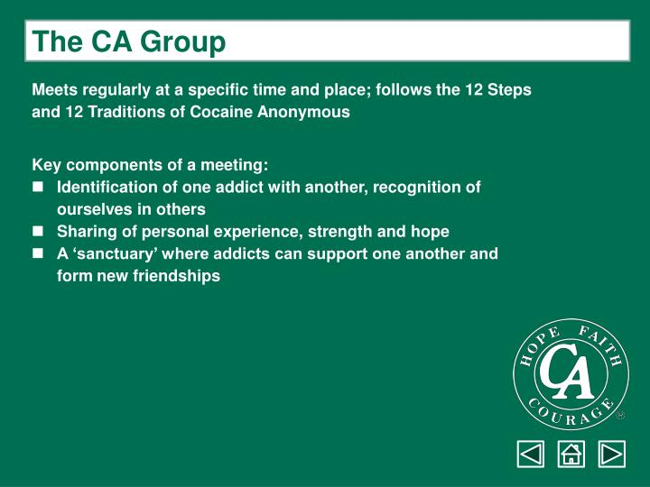 The CA Group