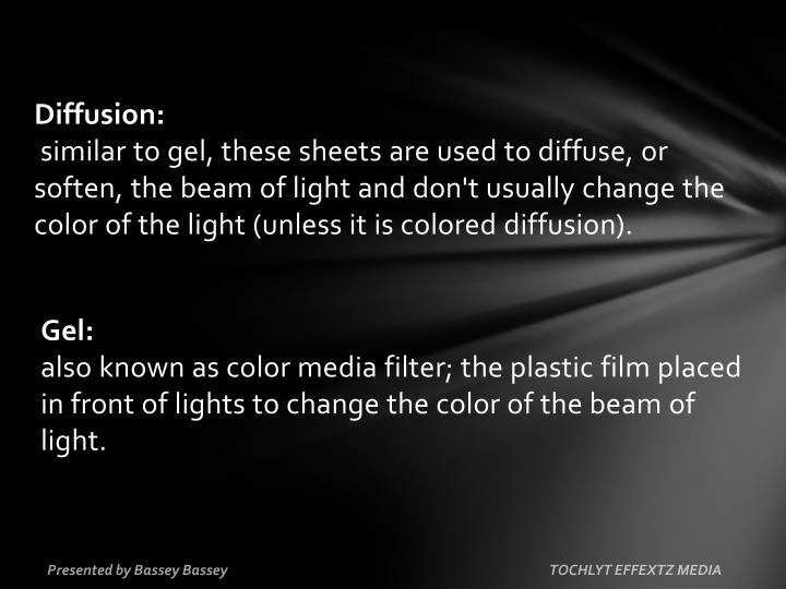 Diffusion: