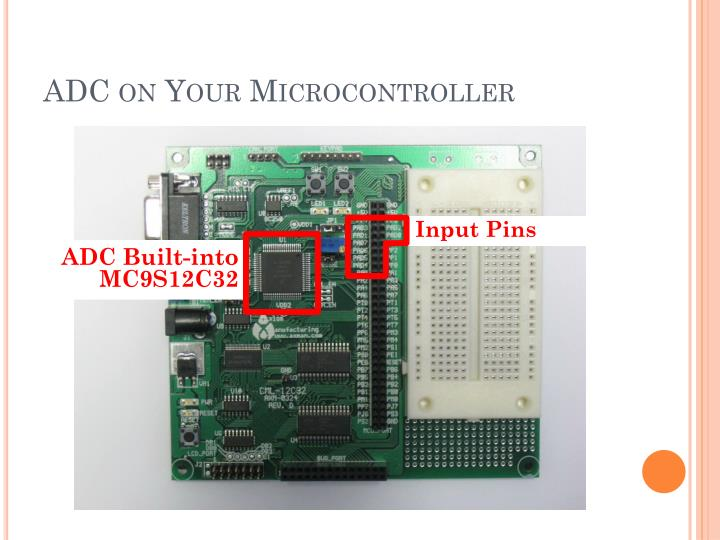 ADC on Your Microcontroller