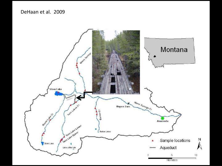 DeHaan et al.  2009