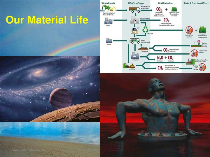 Our Material Life