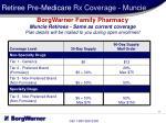 retiree pre medicare rx coverage muncie1