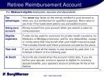 retiree reimbursement account1