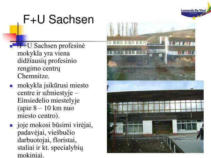 F+U Sachsen