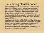 e learning oktat si h tt r1