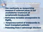 isoproterenol indications
