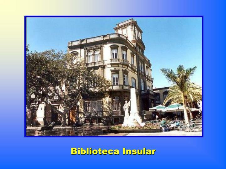 Biblioteca Insular