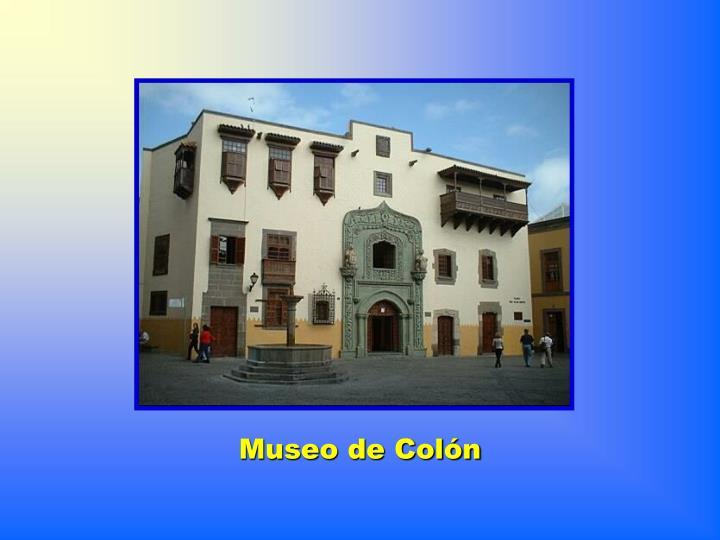 Museo de Colón