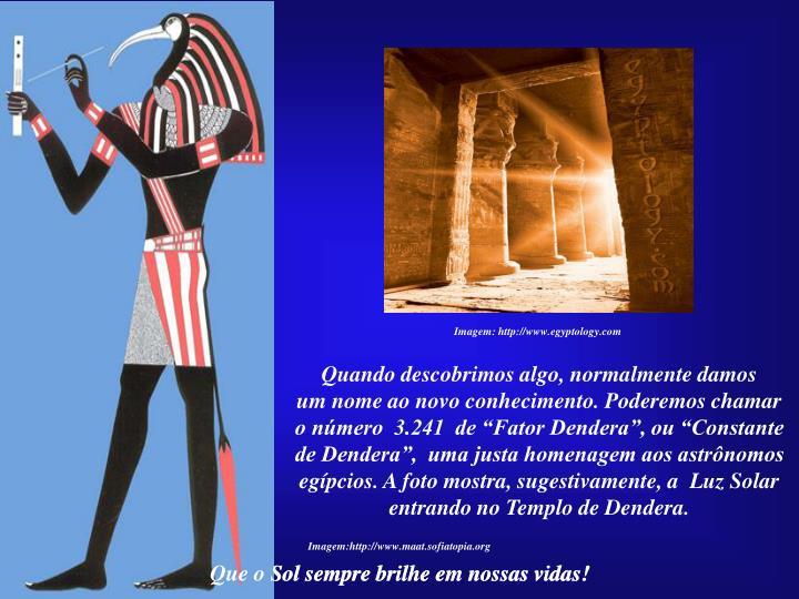 Imagem: http://www.egyptology.com