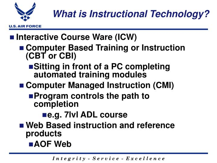 Ppt Air Traffic Control Instructional Technology Powerpoint