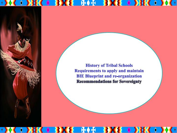 History of Tribal Schools