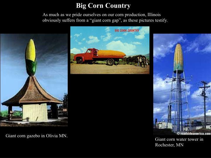 Big Corn Country