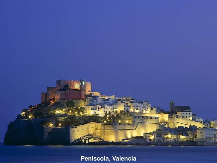 Peniscola, Valencia
