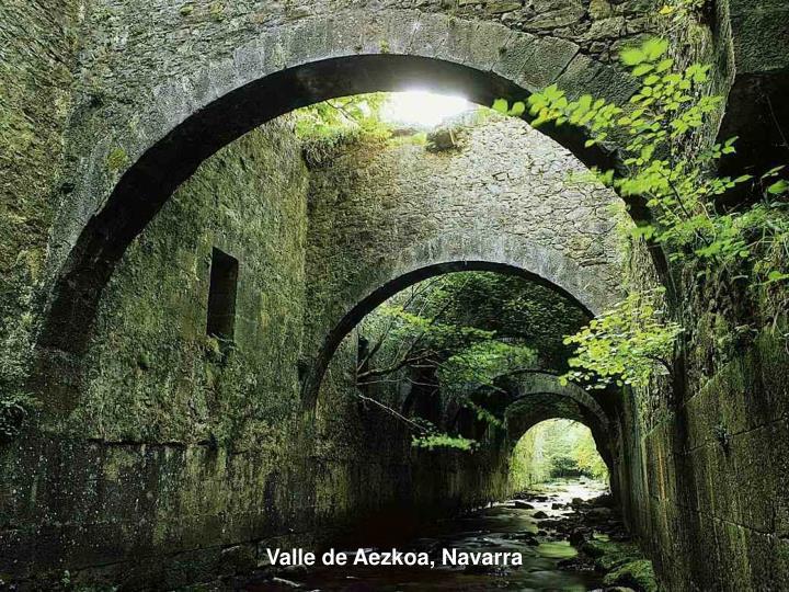 Valle de Aezkoa, Navarra