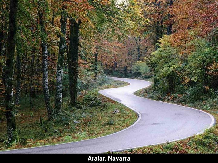 Aralar, Navarra