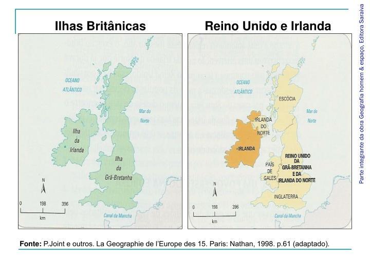 Ilhas Britânicas