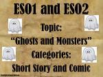 eso1 and eso2