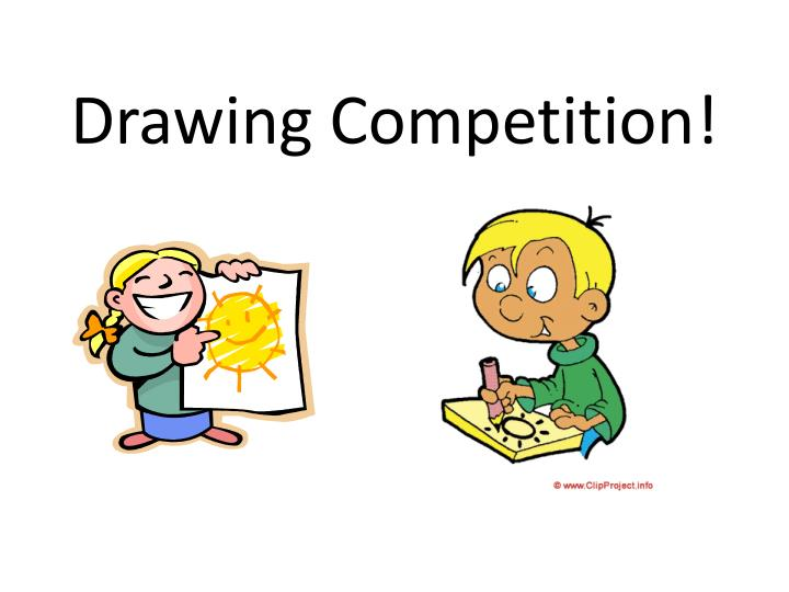 Drawing competition