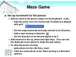 maze game1