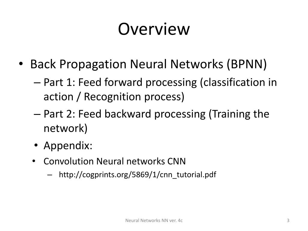 PPT - Back Propagation Neural Networks BPNN PowerPoint