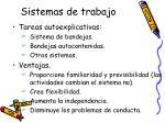 sistemas de trabajo1
