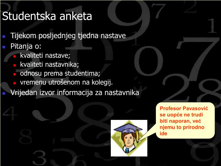 Studentska anketa