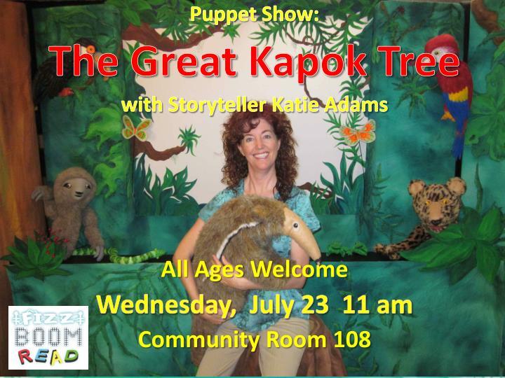 Puppet Show: