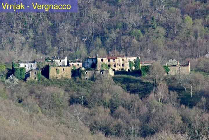Vrnjak - Vergnacco