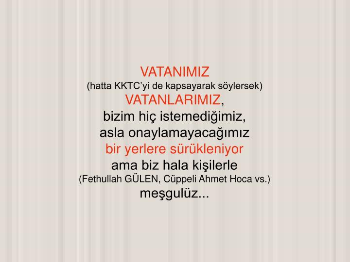 VATANIMIZ