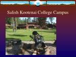 salish kootenai college campus