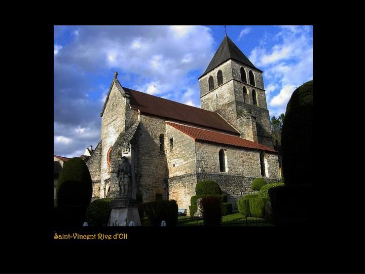 Saint-Vincent Rive d'Olt