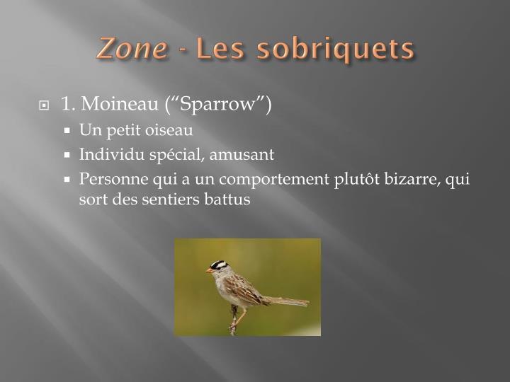 Zone -