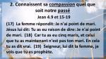 2 connaissent sa compassion quel que soit notre pass1