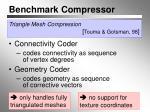 benchmark compressor