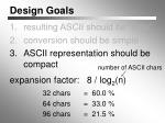 design goals2
