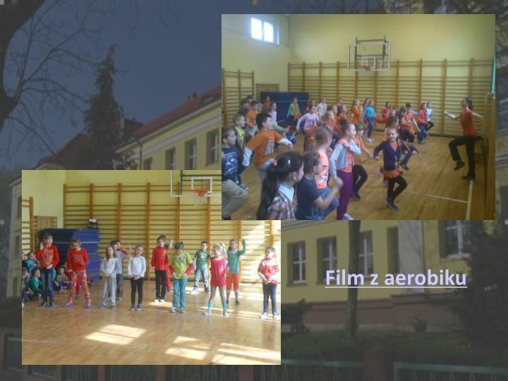 Film z aerobiku