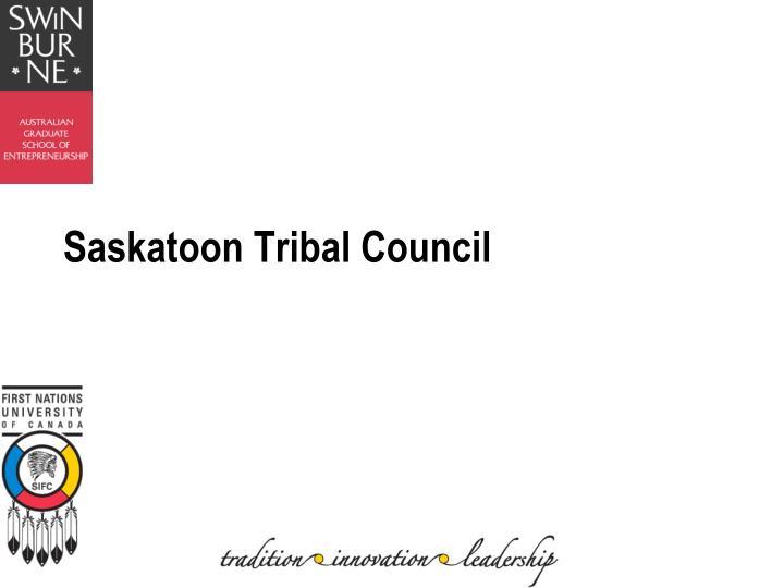 Saskatoon Tribal Council