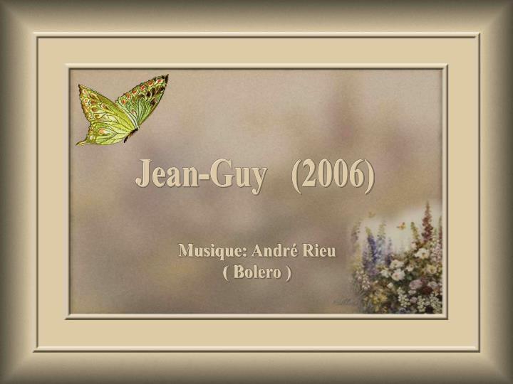 Jean-Guy   (2006)