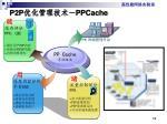 p2p ppcache