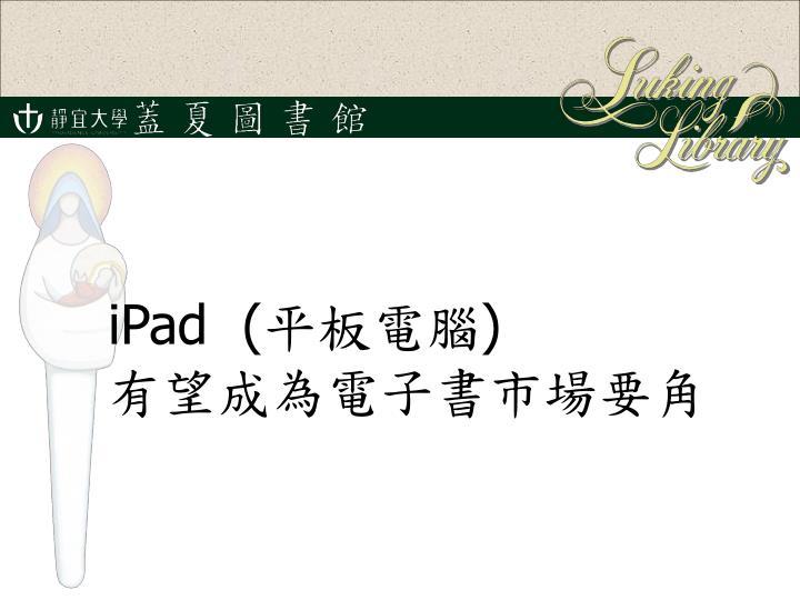 iPad  (