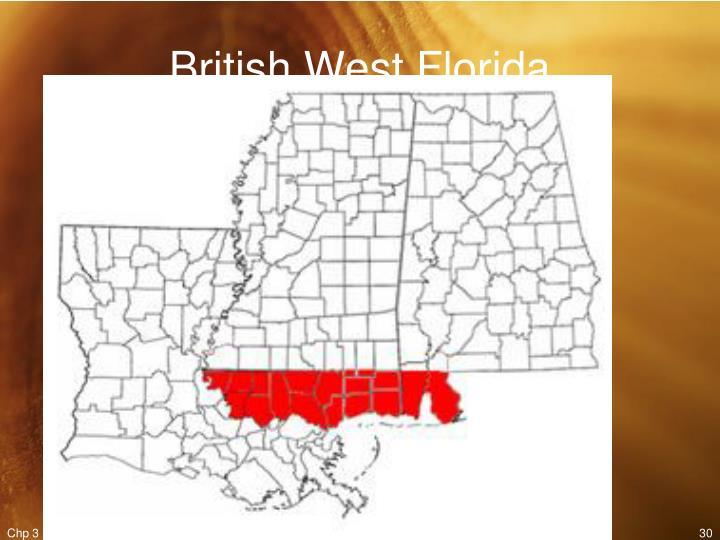 British West Florida