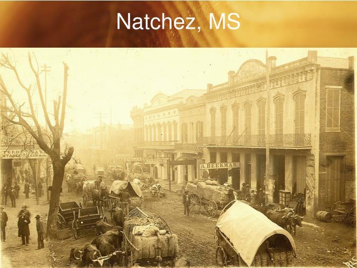 Natchez, MS