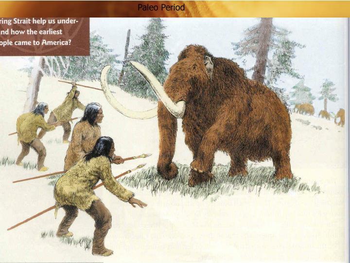 Paleo Period