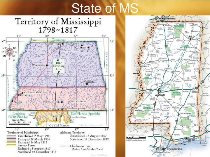 State of MS