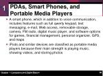 pdas smart phones and portable media players1