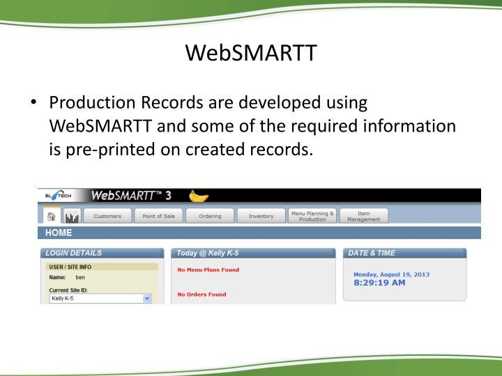 WebSMARTT